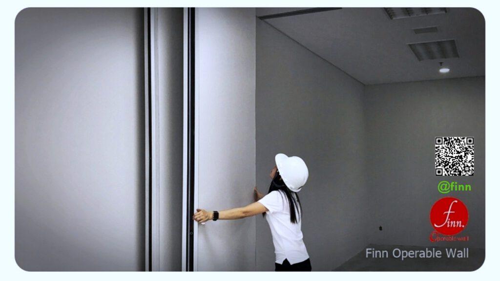 ผนังกั้นเสียงแบบเคลื่อนย้ายได้ FINN De'cor บริษัท ฟินน์ เดคคอร์ จำกัด (Finn Decor Co.,Ltd.)